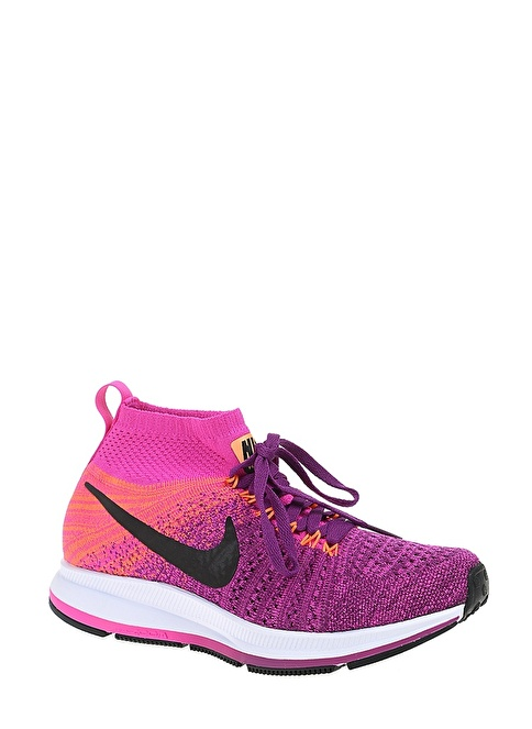 Nike Zm Pegasus All Out Flyknit Gs Mor